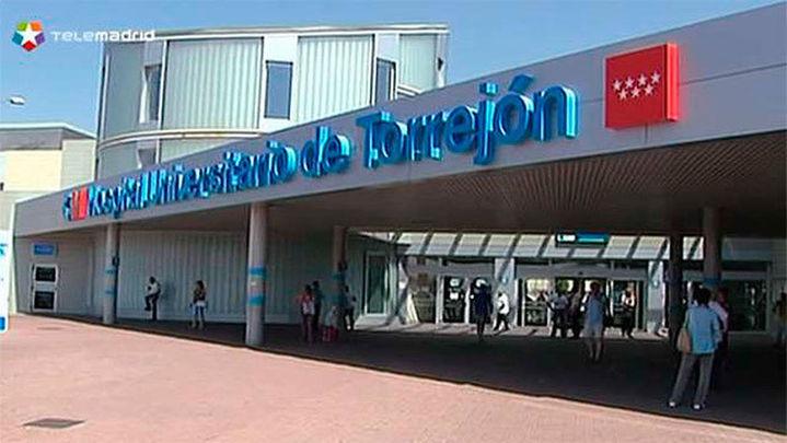 El hospital de Torrejón crea en la UCI una sala de estar para familiares