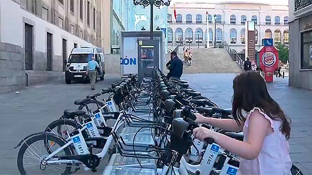 El Ayuntamiento asume la gestión de BiciMad