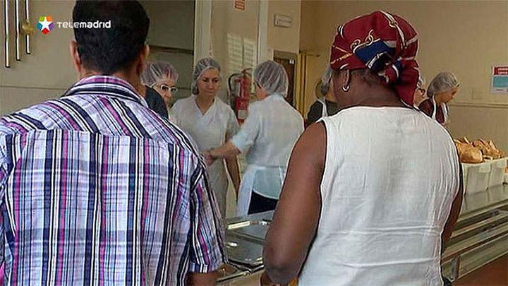 El Comedor de las Hijas de la Caridad cumple 100 años