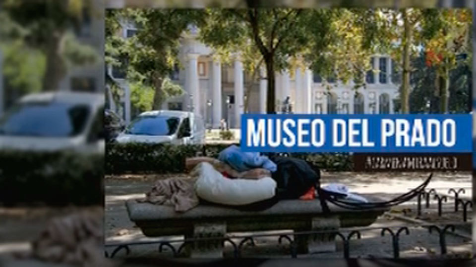 Polémica sobre la limpieza en Madrid