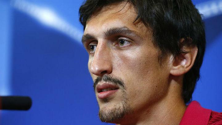 La UEFA sanciona cuatro partidos a Savic y multa al Atlético con 24.000 euros