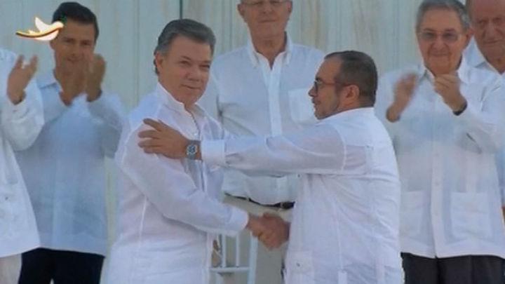 'Timochenko' pide perdón a todas las víctimas de las FARC