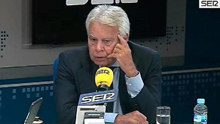 """González se siente """"engañado"""" porque Sánchez le dijo que se abstendría ante Rajoy"""