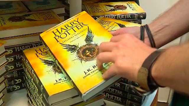 """""""Harry Potter y el legado maldito"""""""