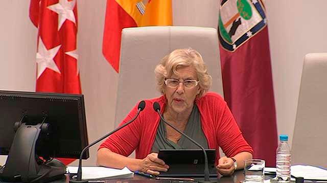Ahora Madrid aprueba con el PSOE el plan económico municipal que incumple la regla de gasto