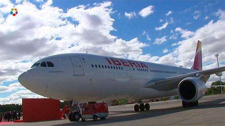 Iberia conmemora el 70 aniversario de los vuelos a Iberoamérica