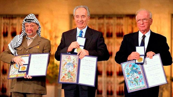 Fallece el ex presidente israelí Simón Peres a los 93 años
