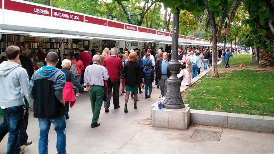 Comienza la Feria del Libro Viejo y Antiguo en Madrid