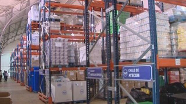 El Banco de Alimentos necesita voluntarios