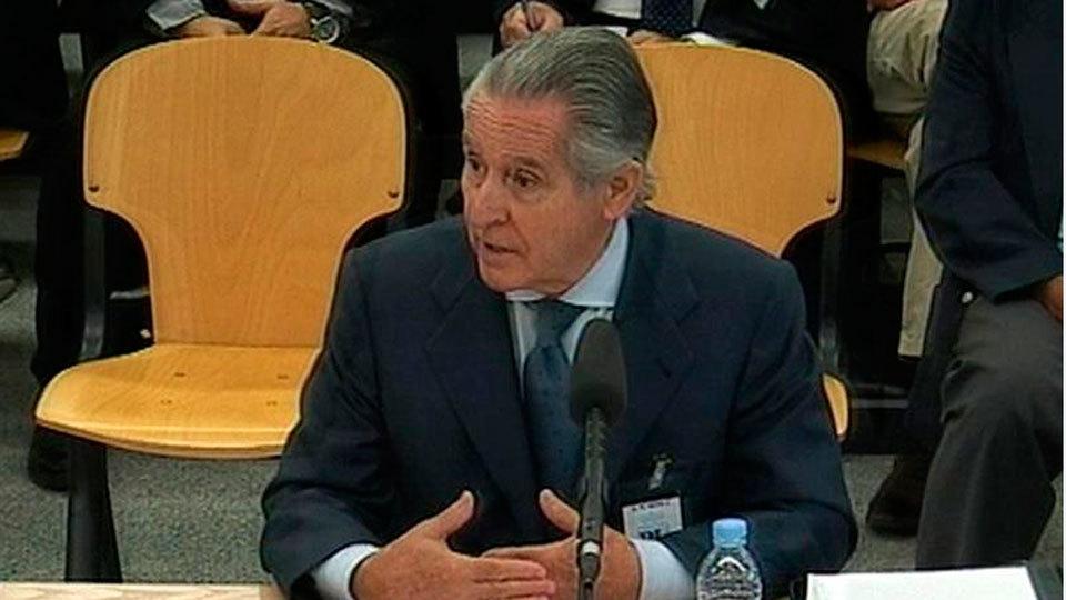 Blesa declara que ni el Banco de España ni Hacienda objetaron las tarjetas black