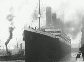 Disfruta de la última cena del Titanic