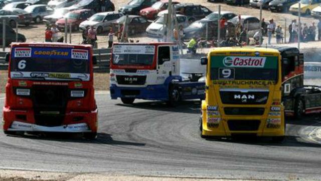 El Jarama acogerá unos 6.500 vehículos por el Gran Premio Camión de España
