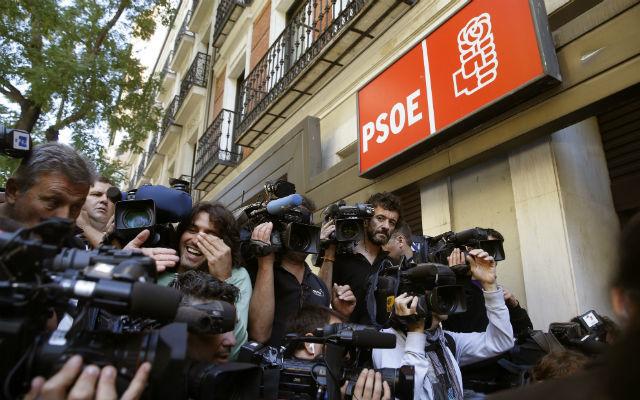 PSOE, sede de Ferraz