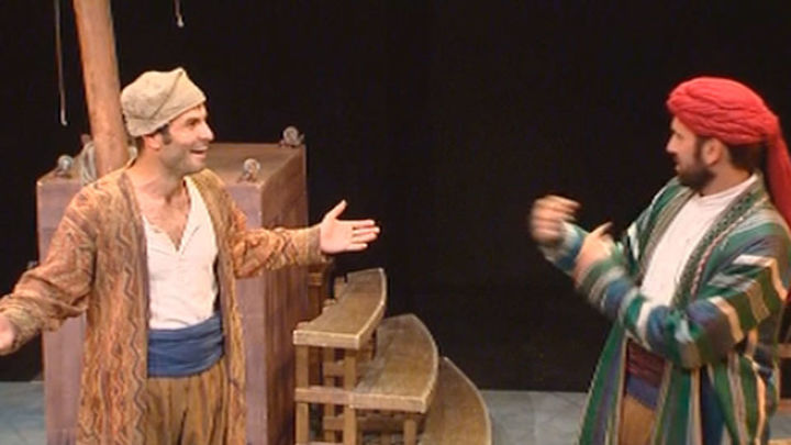 Lo más divertido de Shakespeare llega a las naves del Matadero