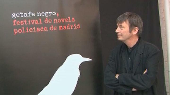 "La novela policíaca se da cita en ""Getafe Negro"""