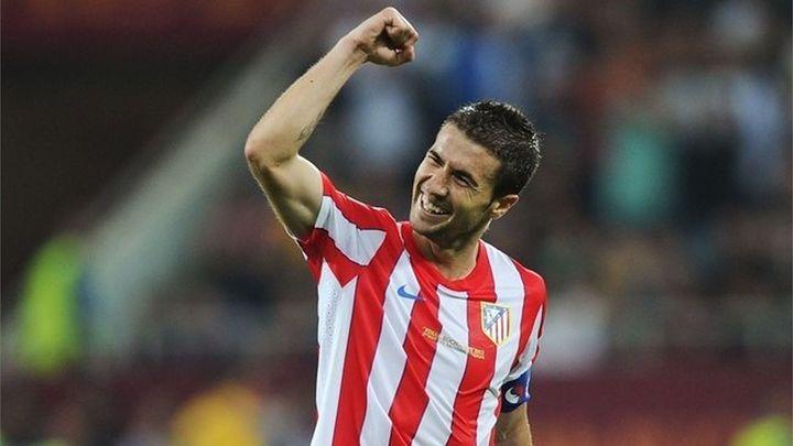 El Atlético acuerda la renovación de Gabi