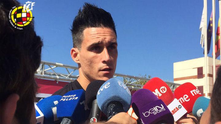 """Callejón: """"Con Lopetegui trabajamos mucho en función del rival"""""""