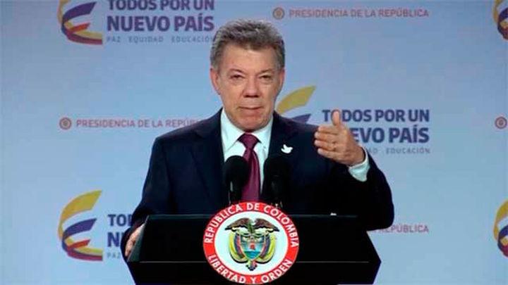 Colombia busca vías para la paz tras el 'no' al acuerdo con las FARC