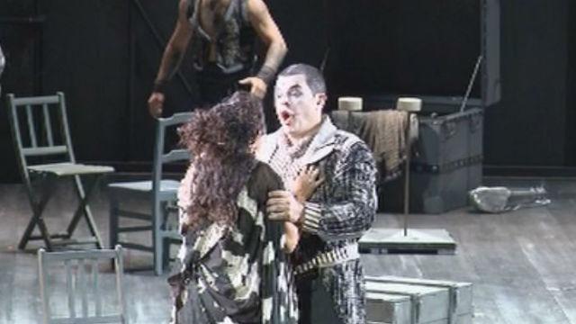 El Teatro de la Zarzuela abre este viernes su nueva temporada con 'Las Golondrinas'