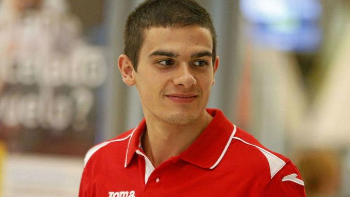 Bruno Hortelano, operado con éxito por tercera vez