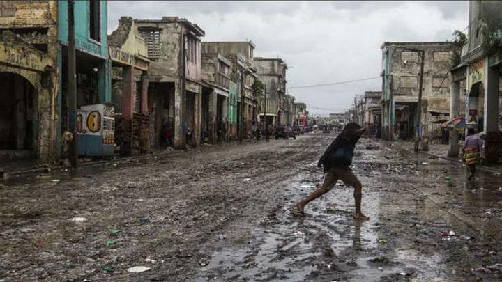 Se dispara a 820 la cifra de muertos en Haití por huracán Matthew
