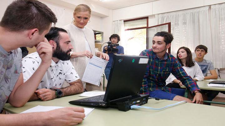 Arranca el primer curso de Formación Profesional con enseñanza bilingüe