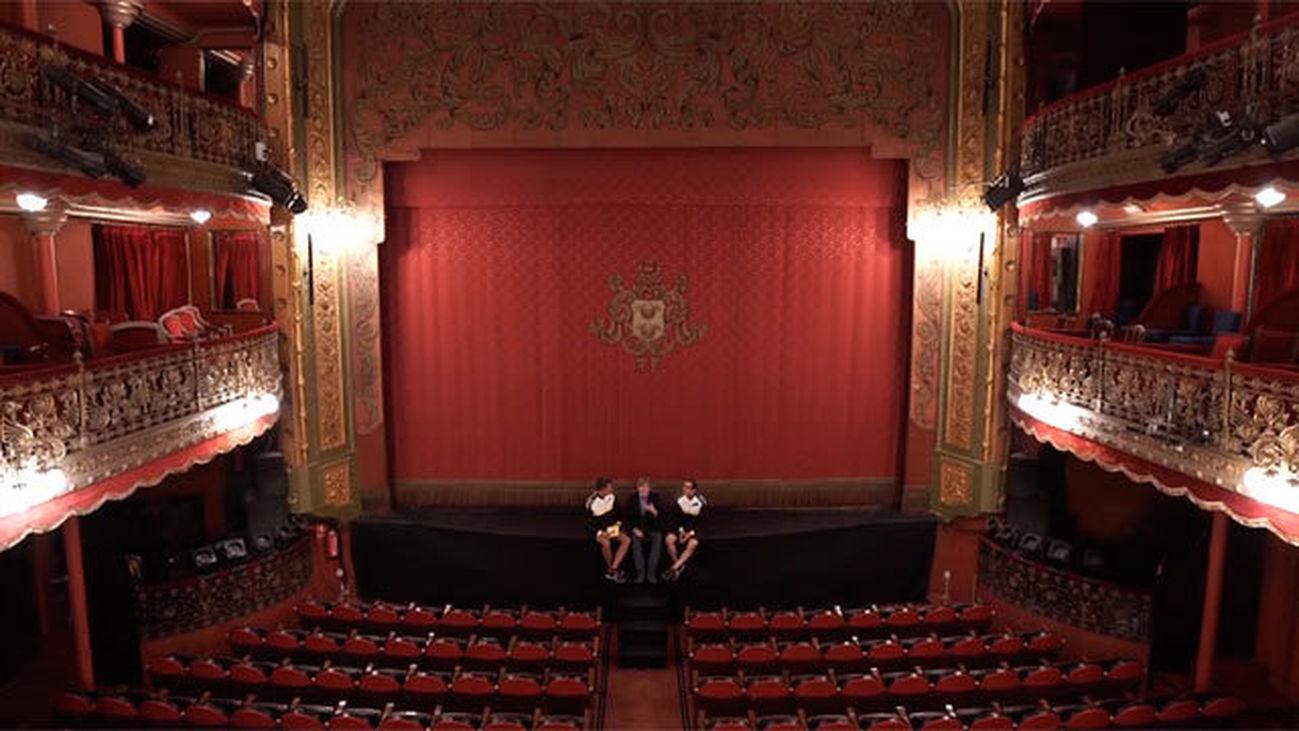 Eloy Arenas nos cuenta el origen del Teatro Lara