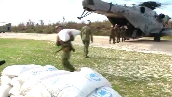 Crecen las promesas de ayuda a Haití tras la devastación del huracán Matthew