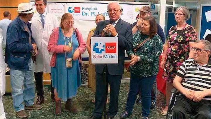 El Servicio Madrileño de Salud atendió 700.000 consultas de salud mental en 2015