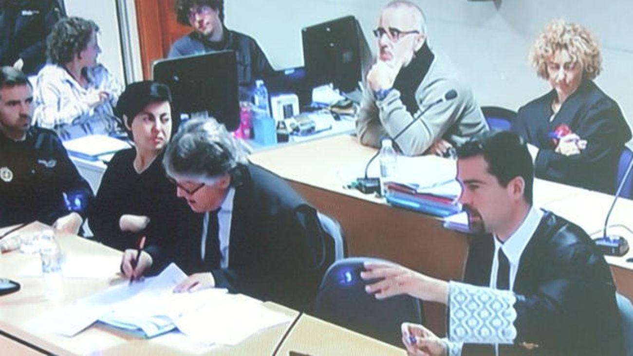 El Supremo confirma la condena a 18 años a cada uno de los padres de Asunta