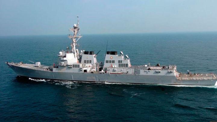 EEUU bombardea tres radares en Yemen tras ser atacado uno de sus barcos