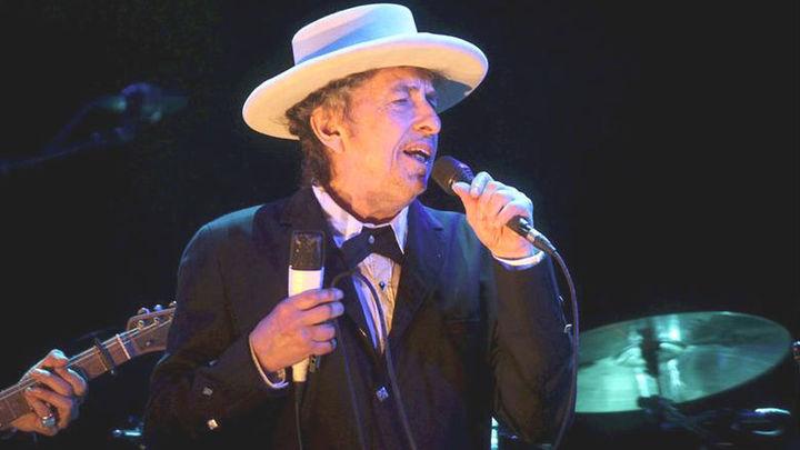 El compositor, cantante y poeta Bob Dylan, Nobel de Literatura 2016