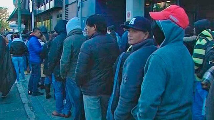 CCOO: 87.000 familias madrileñas  en situación de pobreza sin ninguna prestación
