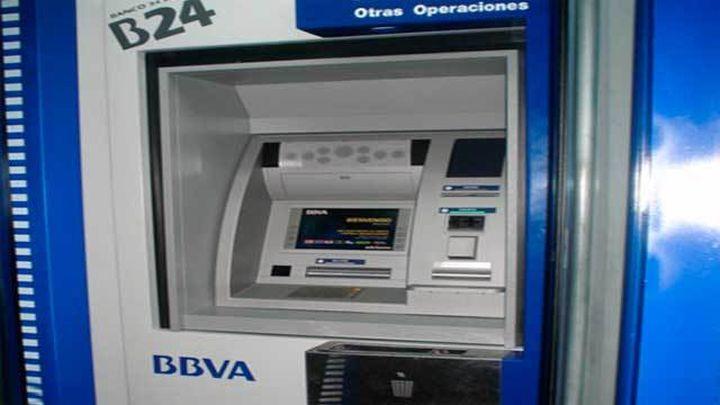 Algunos bancos adelantan el cobro de pensiones y paro de este mes