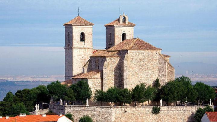 Campo Real pide a la Comunidad que reforme su iglesia, bien de interés cultural