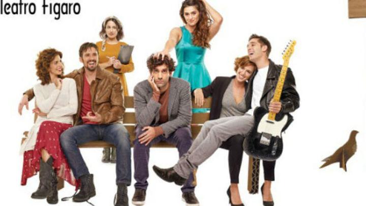 Olivia Molina protagoniza 'Todo es Mentira' en el teatro Fígaro