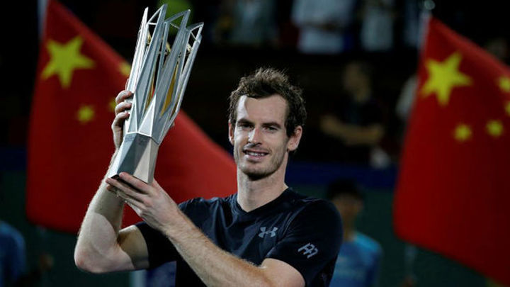 Bautista choca con Murray, que gana el torneo de Shanghái