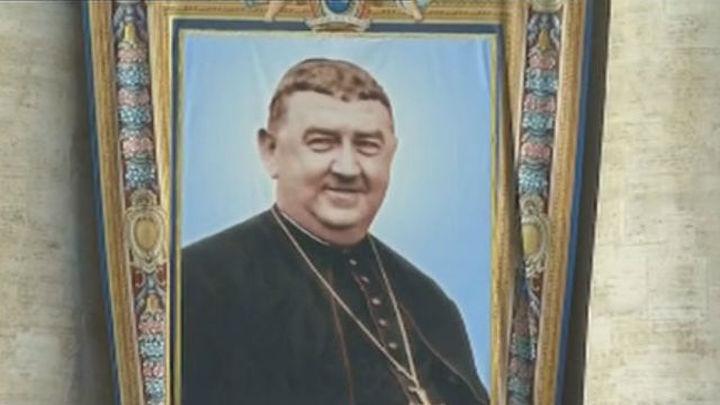 El Papa proclamó santo a Manuel González García, obispo de Málaga y Palencia
