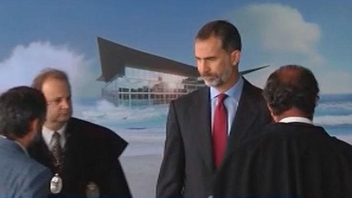 El Rey destaca a las empresas familiares como eje de la economía española