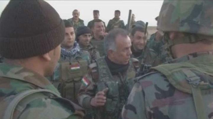 Bombardeos iraquíes y de la coalición marcan las primeras horas de la ofensiva en Mosul