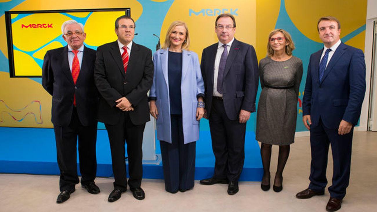 Cifuentes quiere situar a la Comunidad de Madrid entre los principales polos de I+D+i del mundo