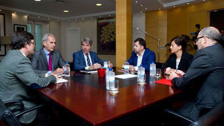 Garrido y Del Cura acercan posturas sobre la Cañada Real