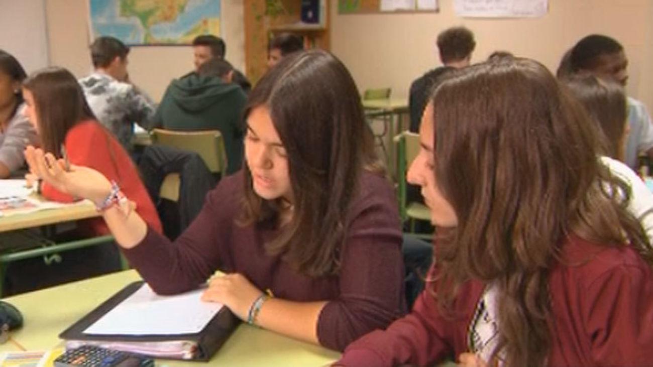 Cuatro colegios madrileños reciben el Premio Nacional de Educación Vicente Ferrer