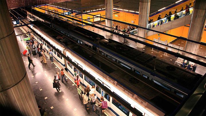 La línea 8 de Metro cerrará en enero, tras Fitur, por obras en las vías