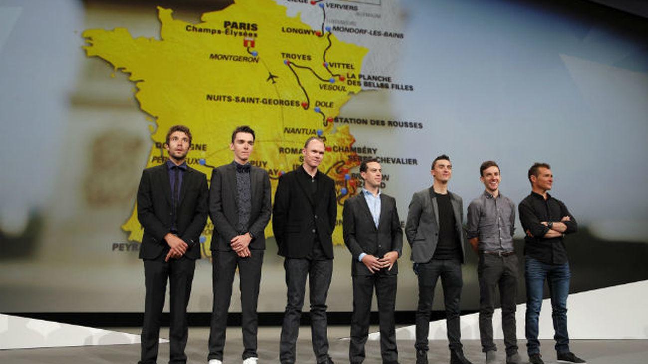 Presentación del Tour 2017