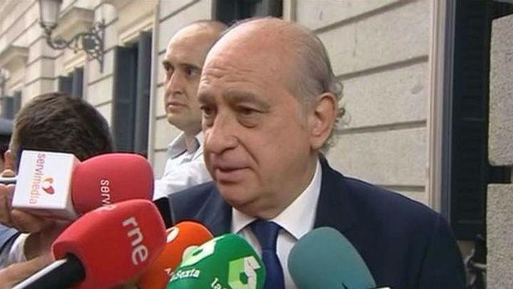 Todos los partidos salvo el PP reprueban al ministro de Interior