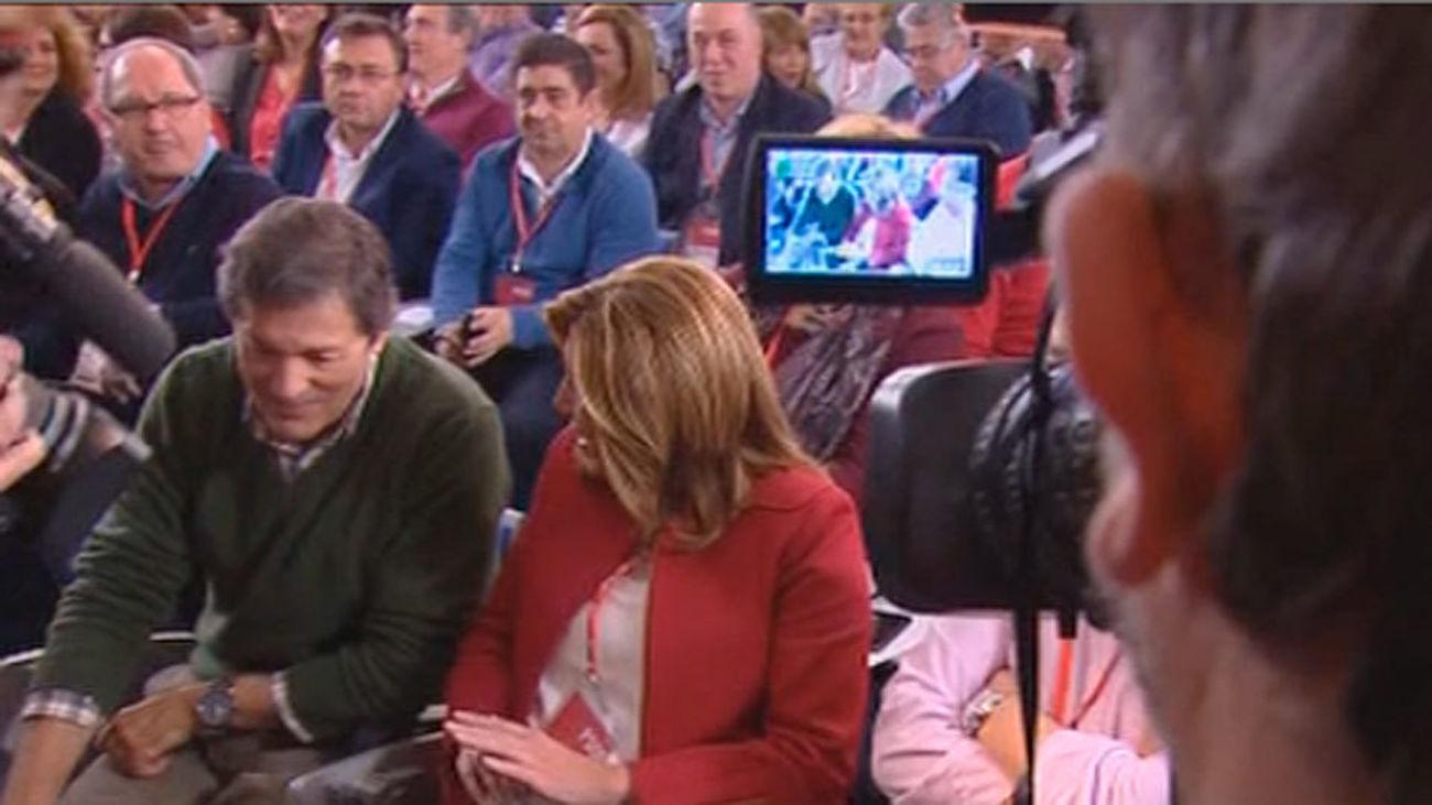 Crecen los dirigentes del PSOE favorables a la abstención