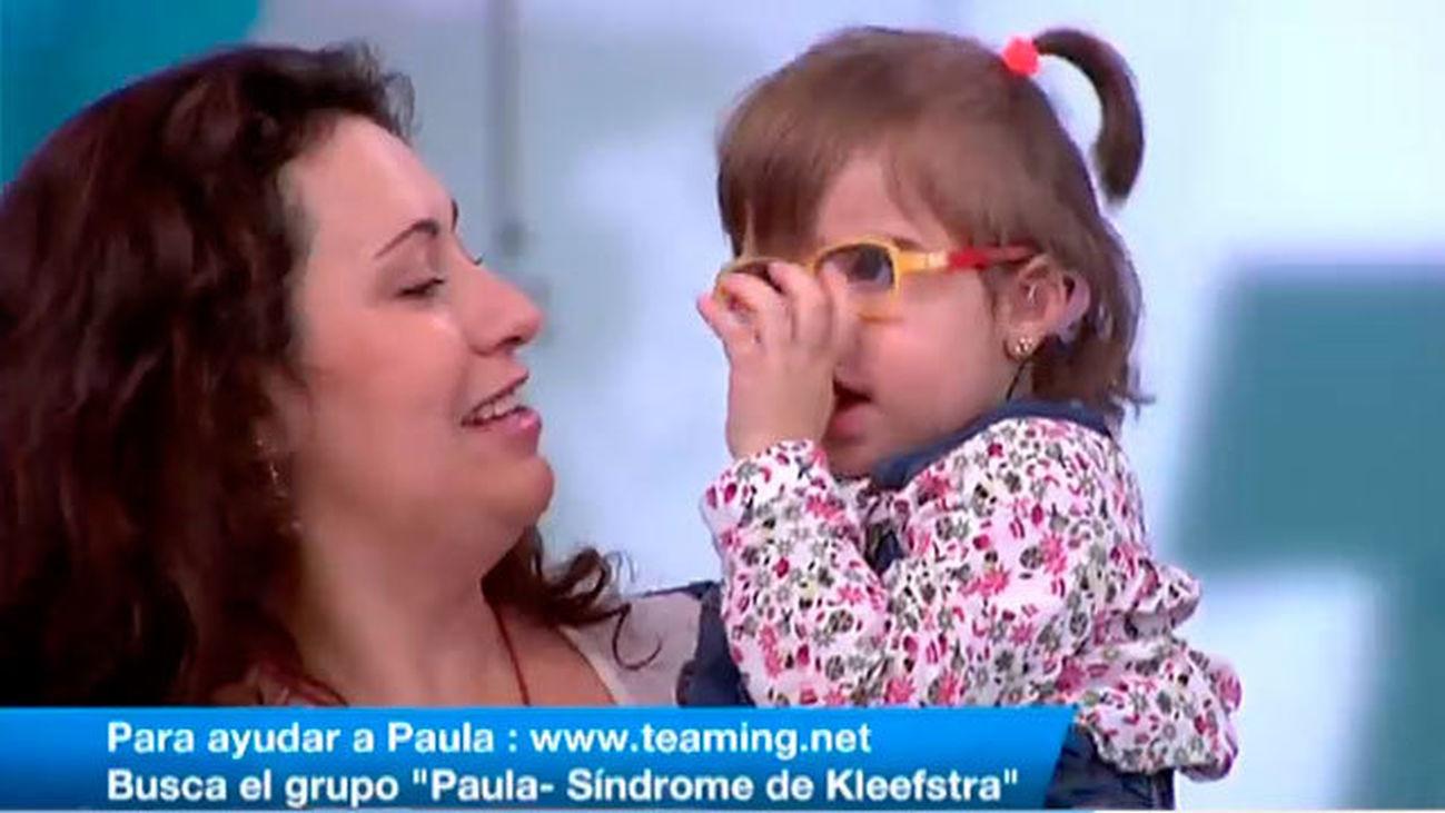 Paula y el Síndrome de Kleefstra