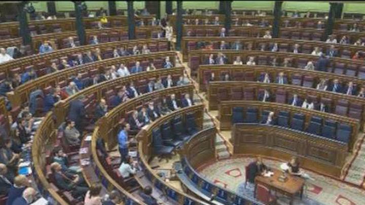 Aprobada la reforma electoral exprés limitada a casos de disolución por falta de investidura