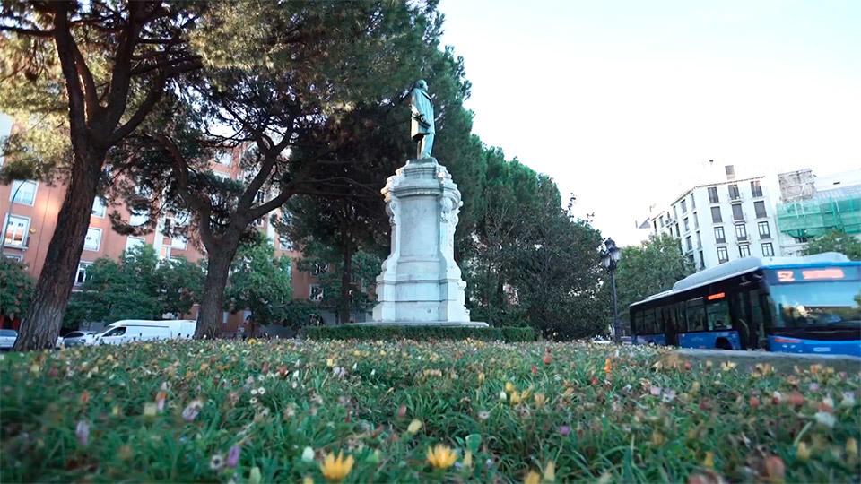 El Punto sobre la Historia: Barrio de Salamanca